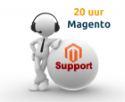 20 uur Magento Support Strippenkaart